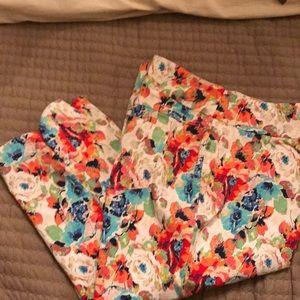 Westbound Woman's Capri Pants